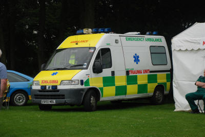 Other Emergency Vehicles