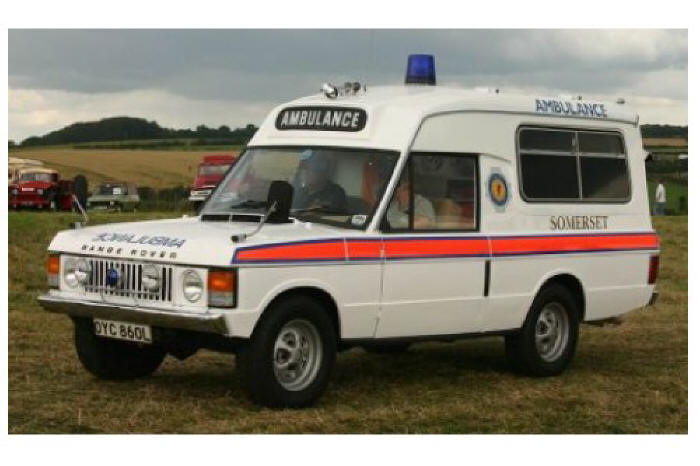 Army Vehicles For Sale >> Lomas Ambulances